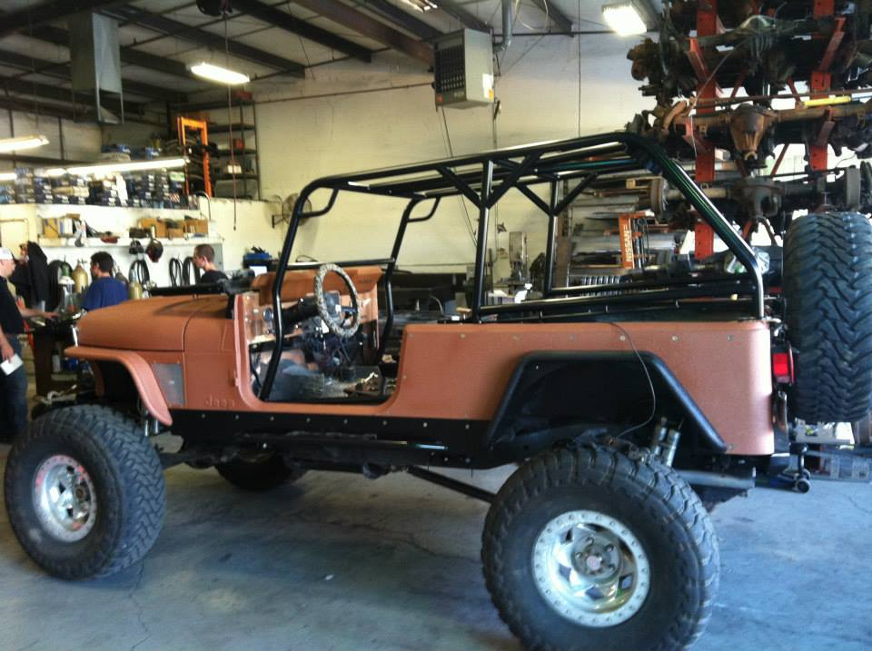 Tims Stretch Cj7 Cage Wfo Projects Wfoconcepts Com