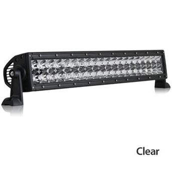 "Rigid E-Series 20"" Clear Combination Flood and Spot Light Bar"