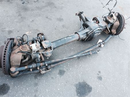 2005 and newer Ford Dana 60 3.73