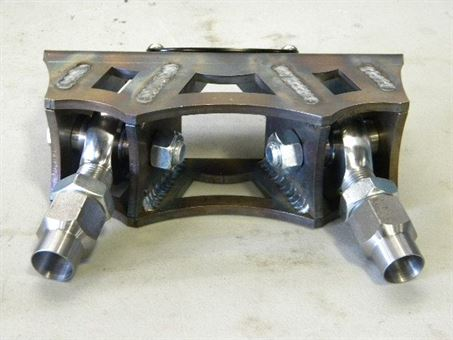 "Truss Upper Link Mount For 3/4"" & 7/8"" Heim Joints"