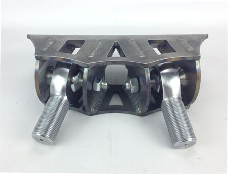 "Truss Upper Link Mount For 1.25"" Heims, Johnny Joints, Tera Joints, etc"