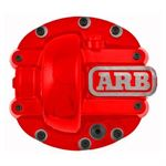 ARB D30 Diff Cover, Red