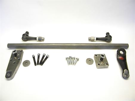 Dana 60 HD Cross-Over Steering Kit with Straight Draglink