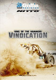 King of the Hammers 2013 DVD Vindication
