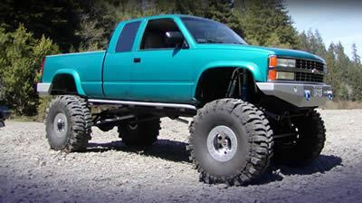 1993 Chevy 1500 4x4 | WFO Projects | WFOConcepts com