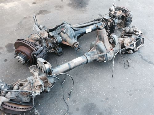 2005 and newer Ford Dana 60 3 73