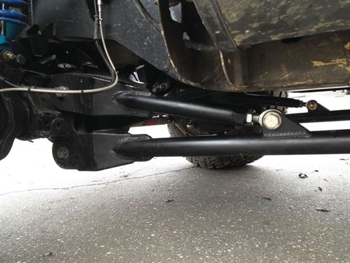 Dmax Ford Superduty Radius Arms Uppers And Lowers Chevy