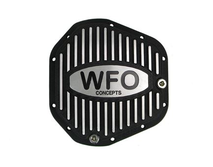 Ford Superduty D50/60 Front Aluminum Diff Cover
