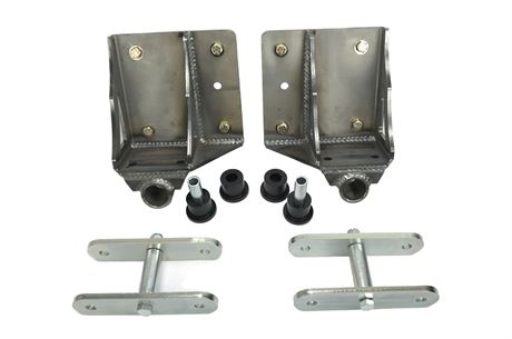 "HD Chevy Shackle Flip, '99-'10, with 5"" Shackles"