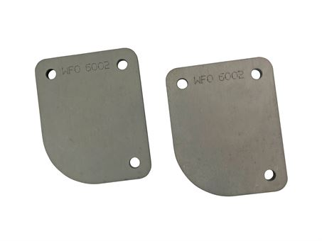 Rear Corner Roll Cage Plates