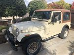 86 CJ-7 FOR SALE $6000