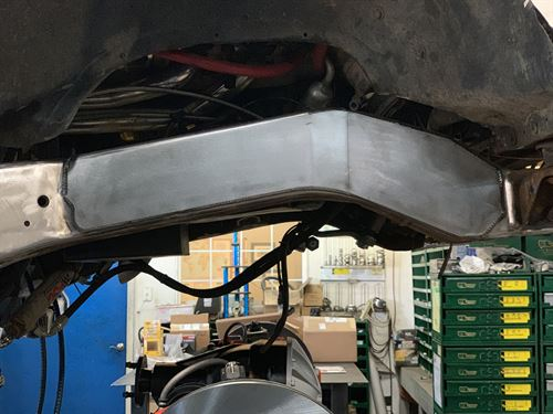 88-98 Chevy/GMC Front Frame Plate | Frame Plates