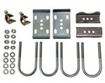 U-Bolts / Spring Plates / Perches